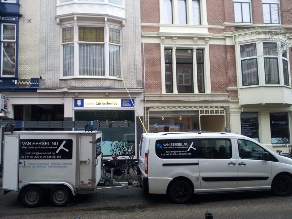 Glazenwasserij Den Haag